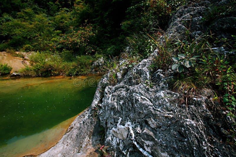 Долина Дзэн стоковое изображение