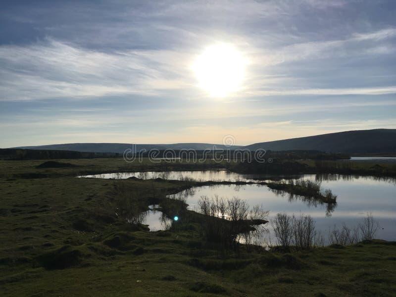 Долина Лены стоковое фото