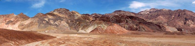 долина палитры смерти цвета стоковые фото