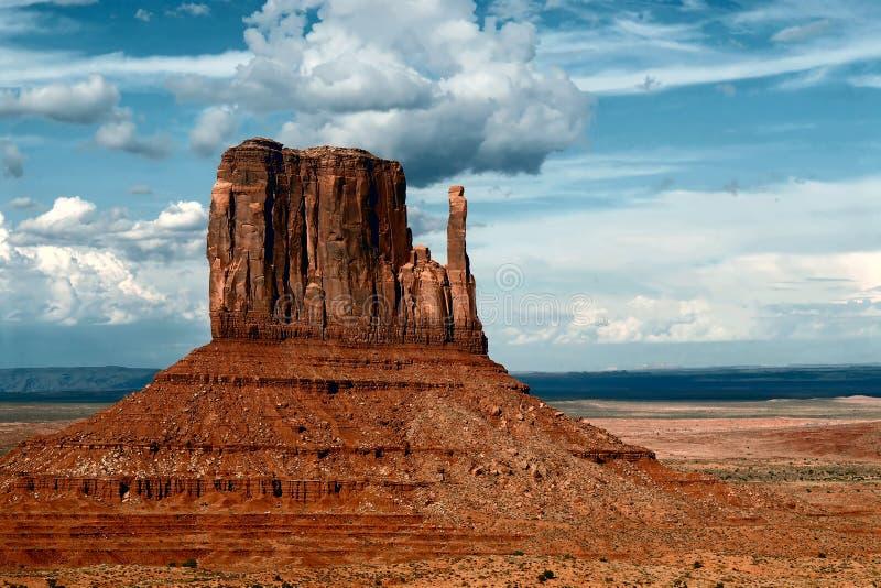 долина памятника стоковые изображения rf