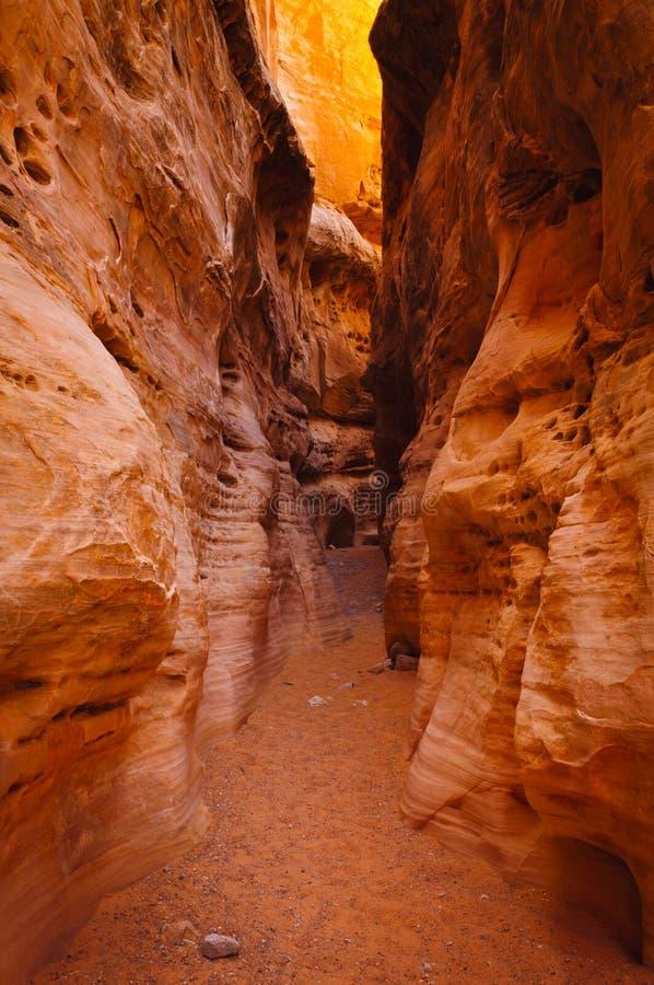 долина пожара каньона стоковое фото