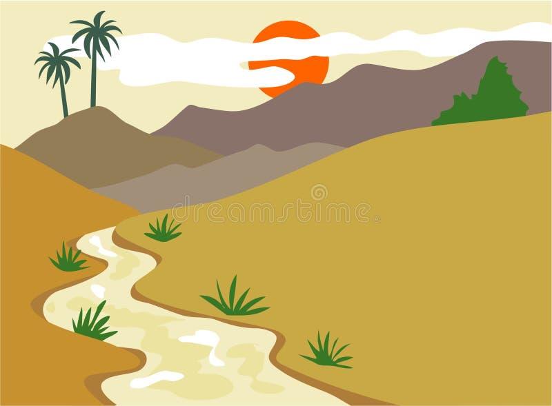 долина Стоковые Изображения RF