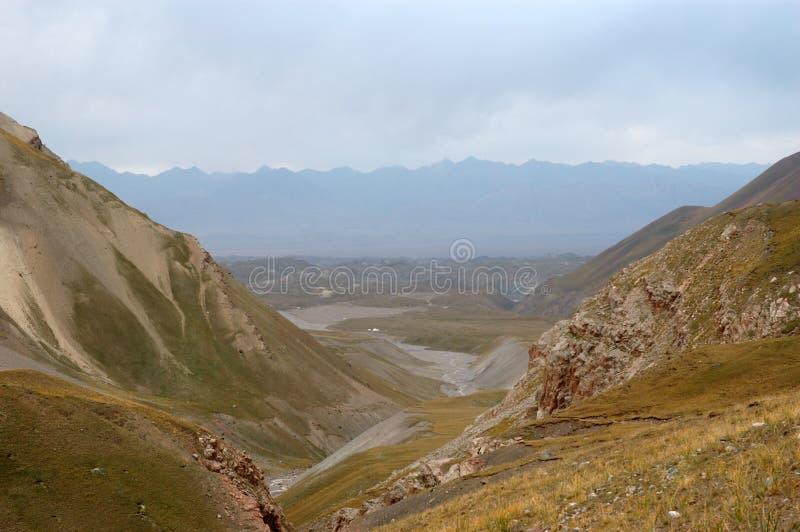 долина alai стоковое изображение