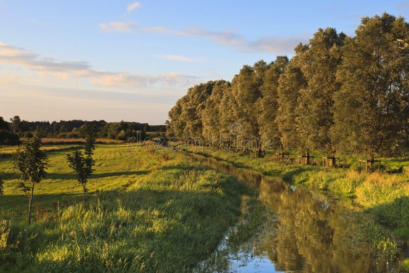 долина bure стоковое изображение rf