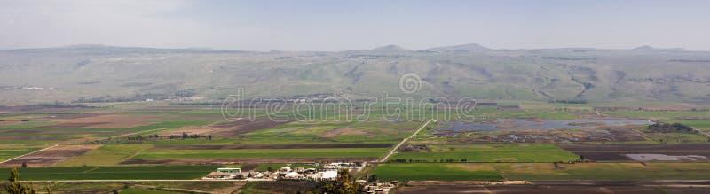 Долина Hula стоковое фото