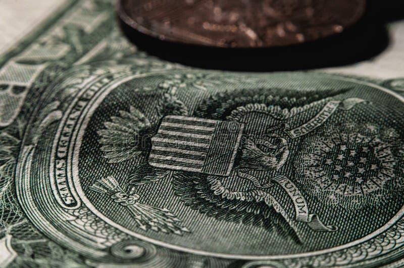 Долларовая банкнота стоковое фото