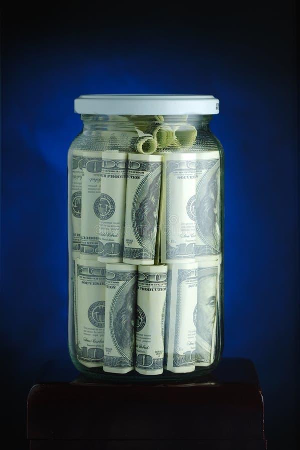 Download доллары банка стоковое фото. изображение насчитывающей двухстороннего - 6853048
