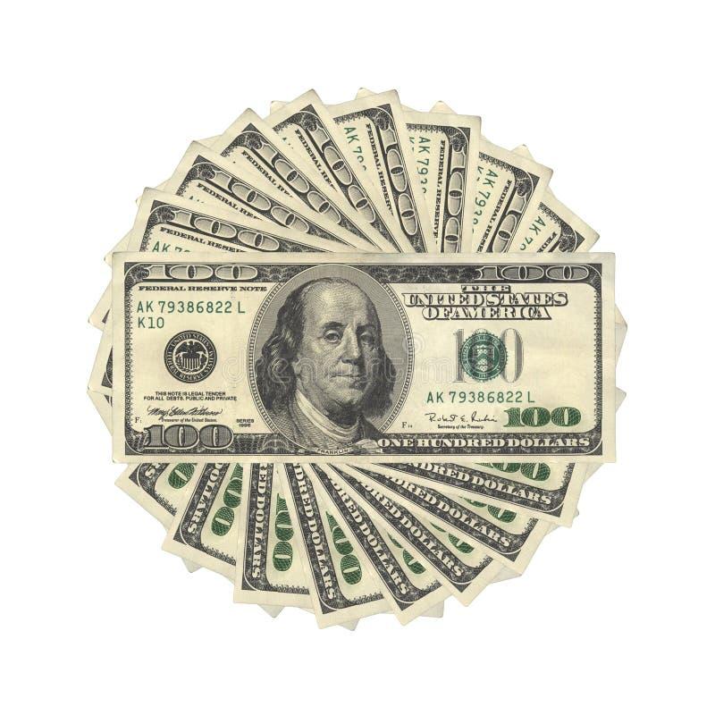 доллары мы стоковое фото rf