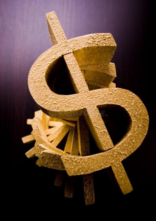 доллары стоковые изображения rf