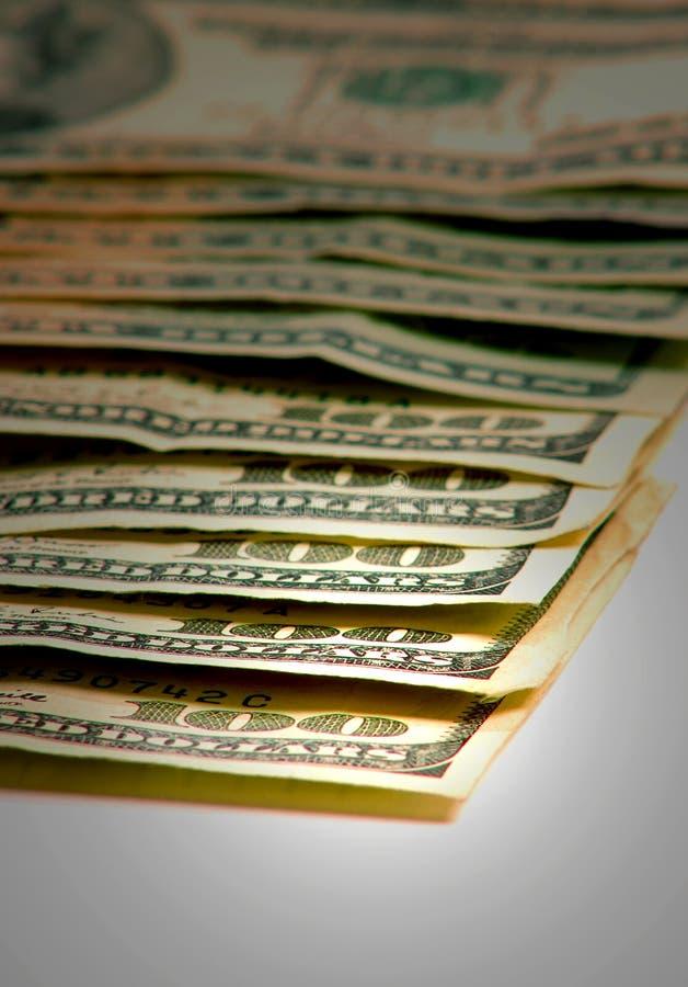 доллар кредиток стоковые изображения