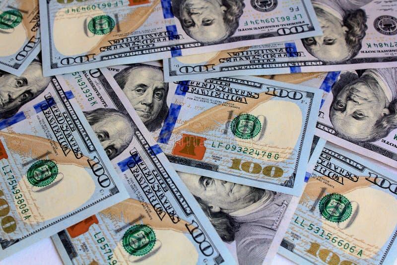 Доллар, 100, счет, 100, счеты, деньги, одно, предпосылка, доллары, американец, валюта, дело, США, банк, бумага, наличные деньги,  стоковое изображение rf