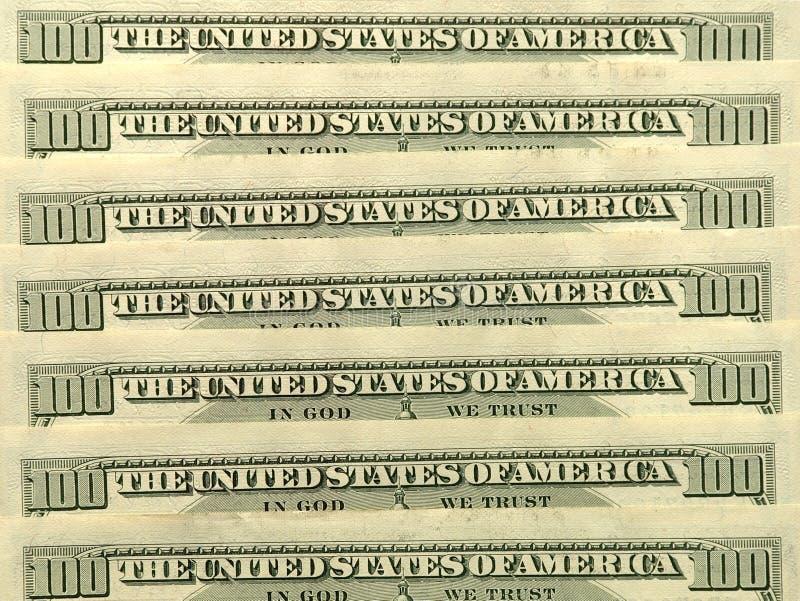 доллар США кредиток стоковое изображение rf