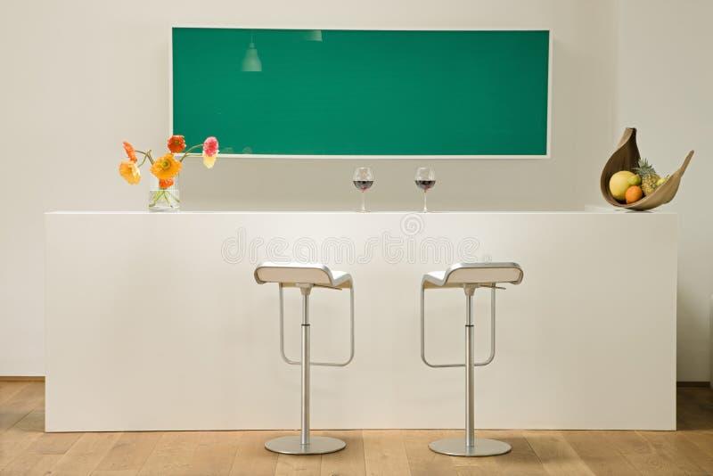 Домашний бар стоковое изображение rf