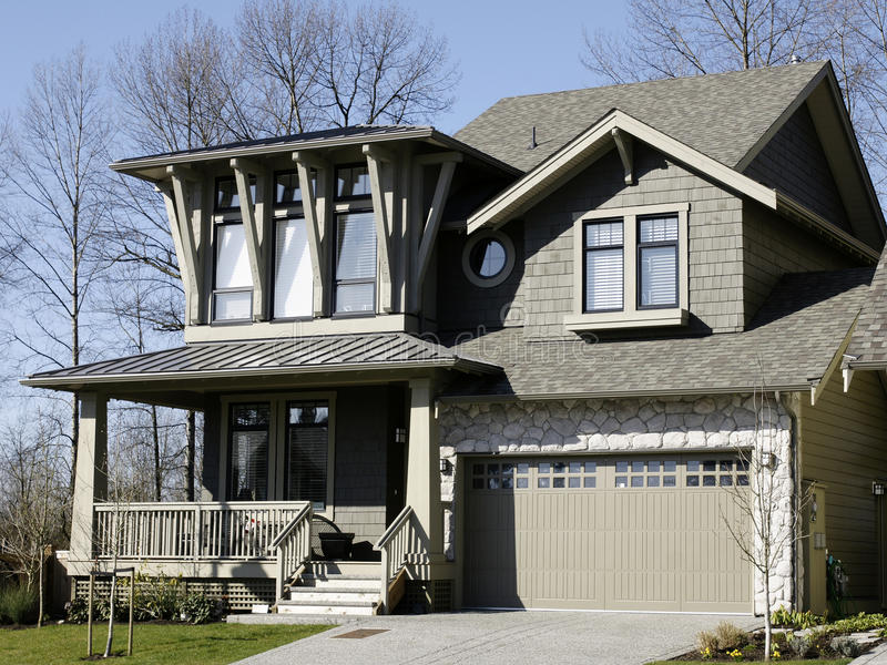 домашняя дом слободская стоковое фото rf