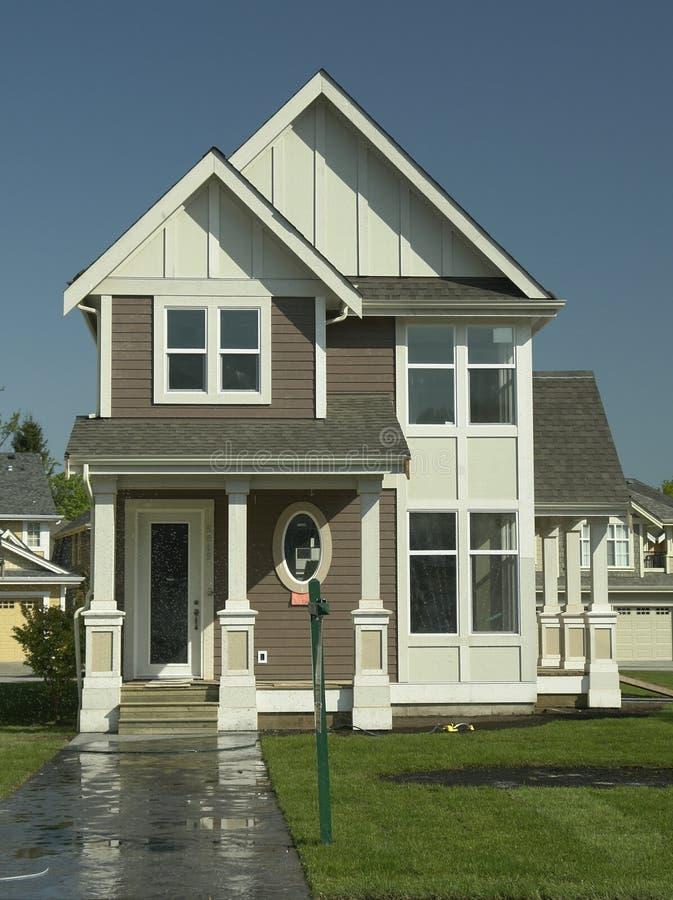 домашняя дом стоковое изображение rf