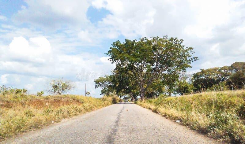 домашняя дорога к стоковое фото