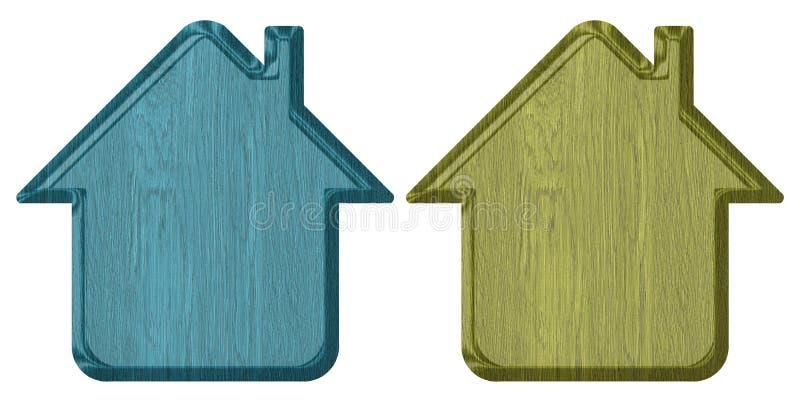 домашняя икона иллюстрация штока