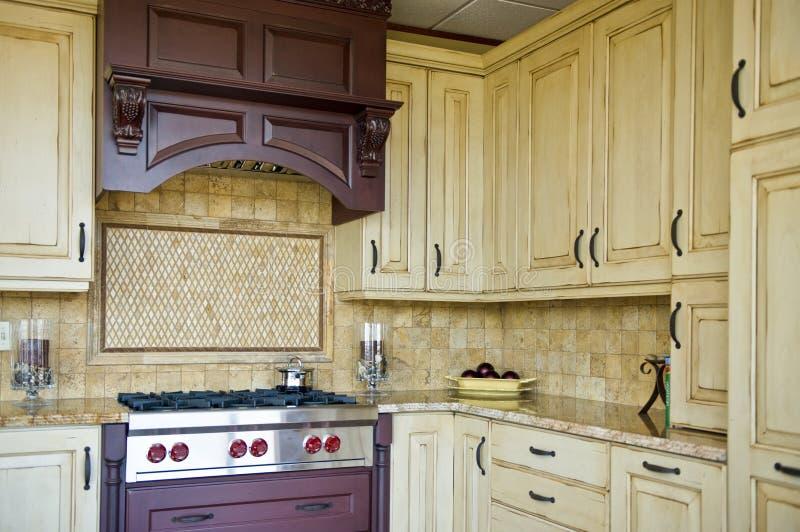 домашняя кухня стоковая фотография