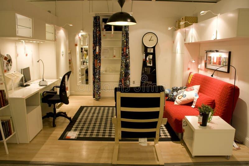 Домашняя мебель стоковые фотографии rf