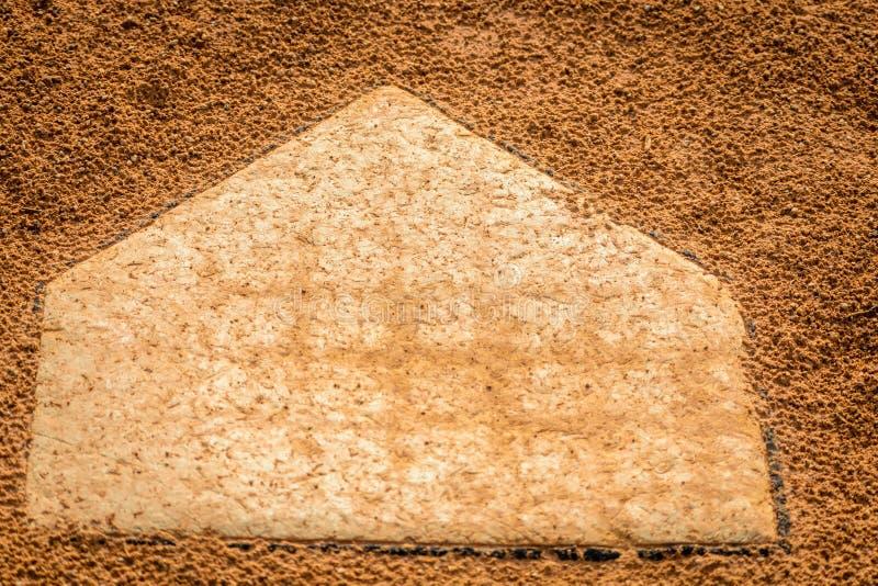 Домашняя плита в поле стоковое фото rf