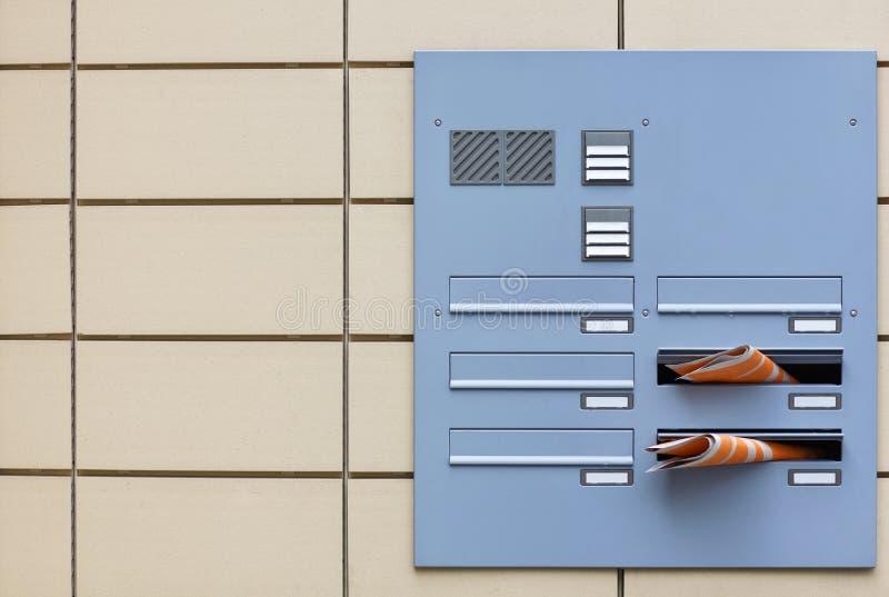 домашняя система внутренней связи стоковые фото