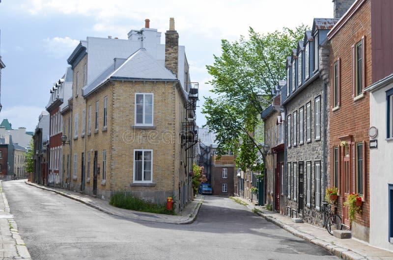 Дома в городе стоковое фото rf