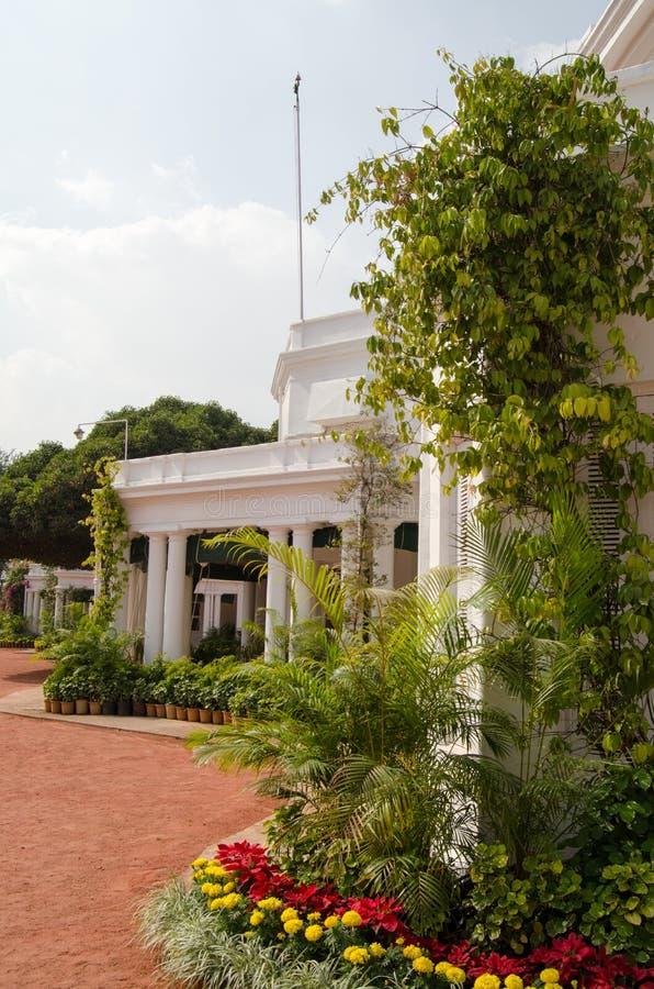 Дома президента, Secunderabad стоковая фотография