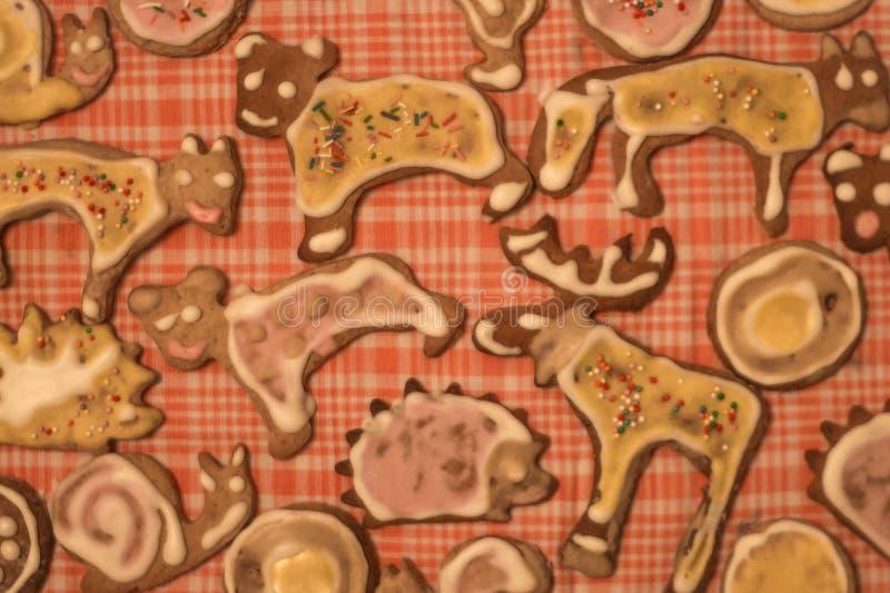 Домодельные печенья стоковое изображение