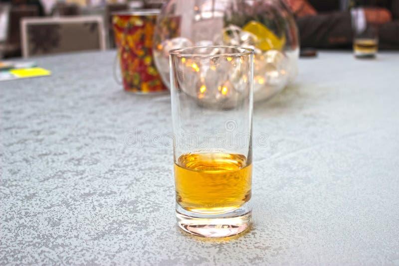 Домодельный лимонад с известкой стоковое фото rf