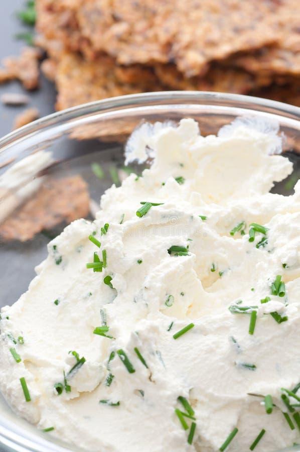 Домодельный плавленый сыр стоковые фото
