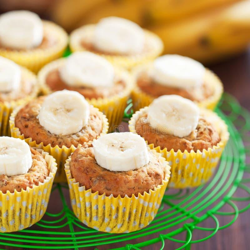 Download Домодельные булочки банана Vegan Стоковое Изображение - изображение: 30257277
