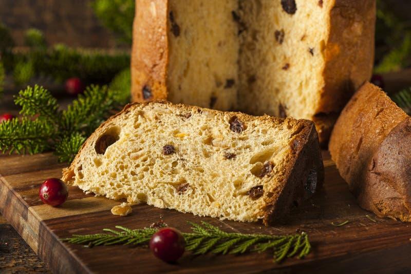 Домодельный торт плодоовощ кулича стоковые изображения rf