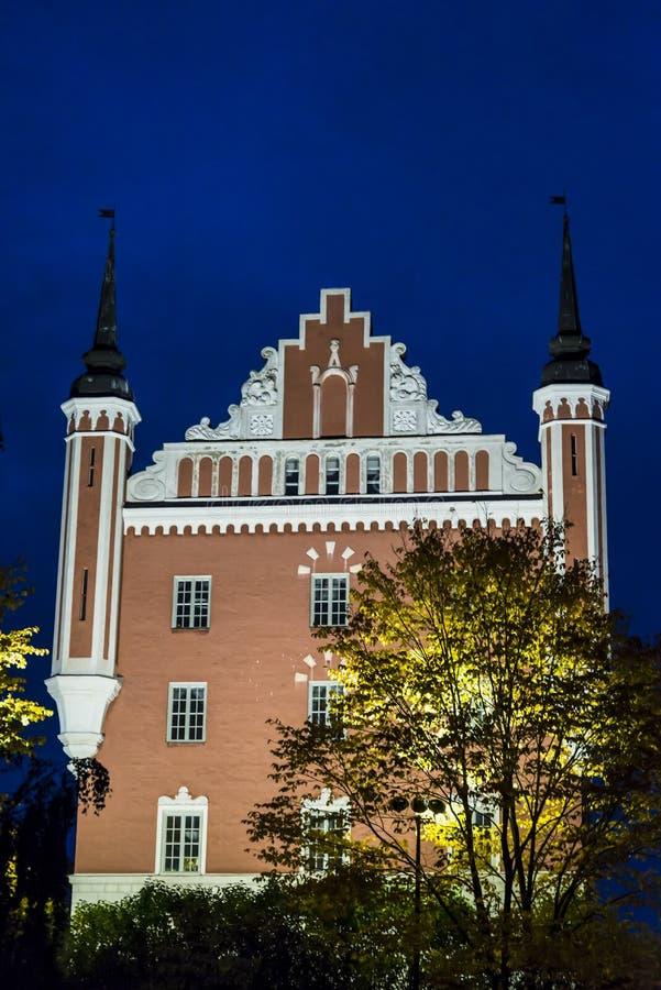 Дом Адмиралитейства, Стокгольм, Швеция стоковые изображения