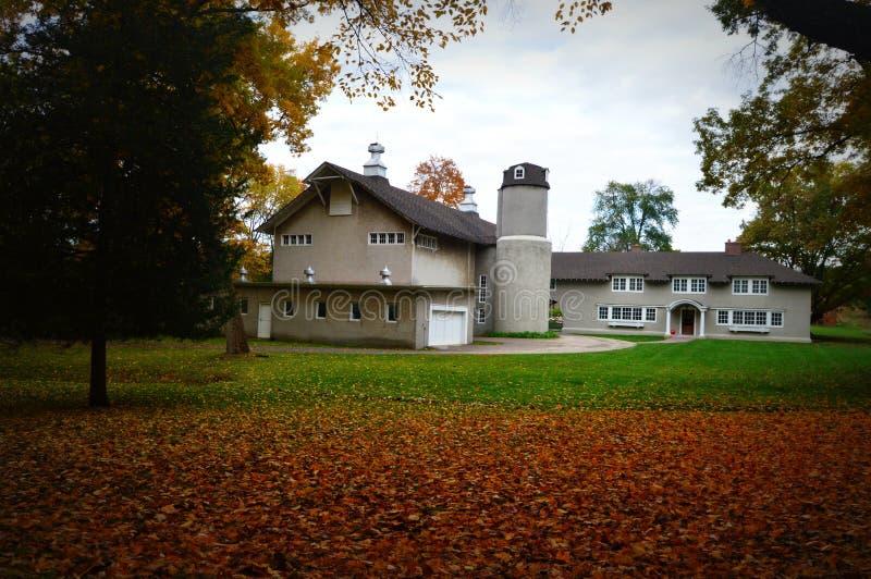 Дом амбара стоковое фото