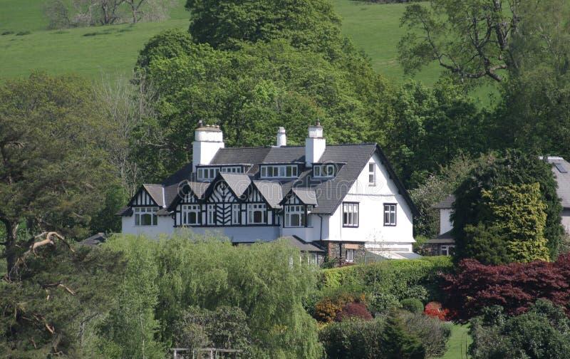 дом большая стоковое фото rf