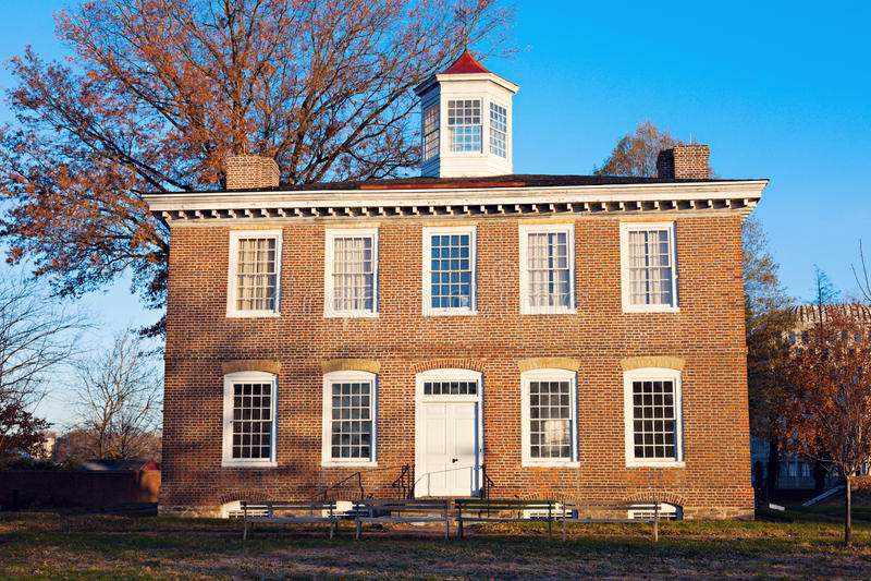 Дом Вильгельма Trent стоковое фото