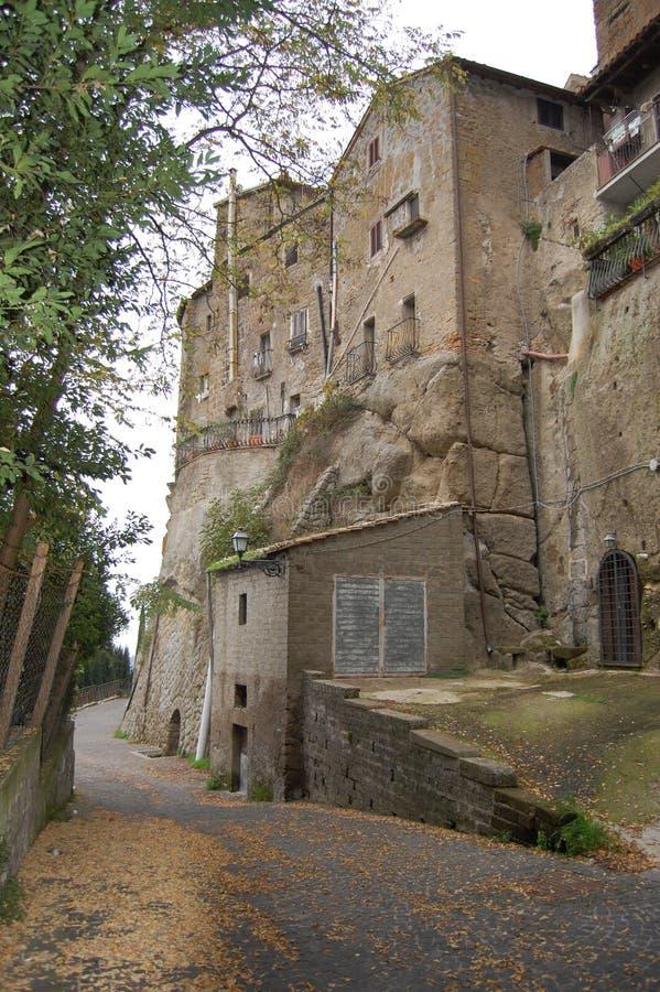 Дом в Италии стоковое фото rf