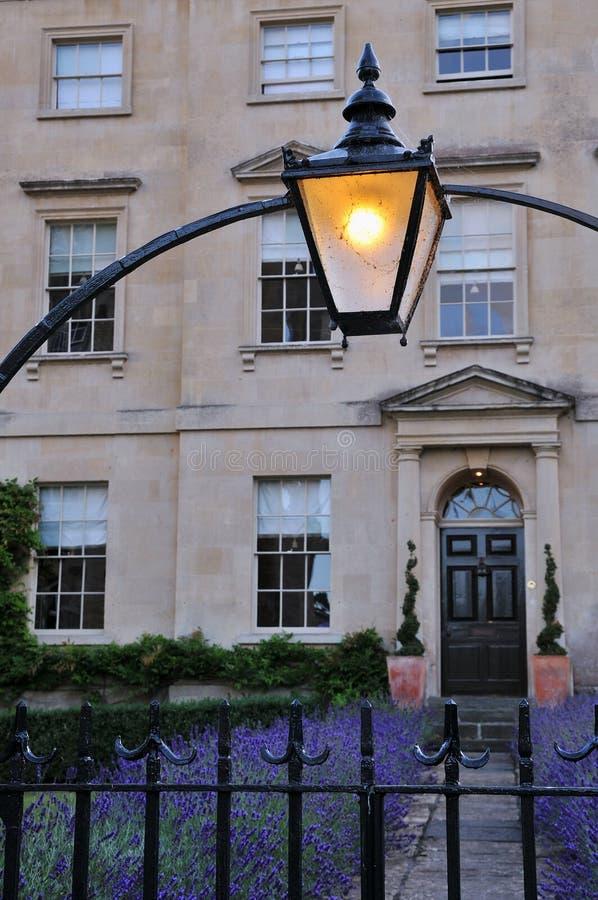 Дом городка Лондон стоковое изображение rf