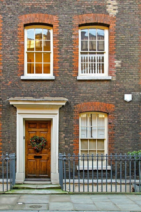 Дом Лондона стоковые фотографии rf