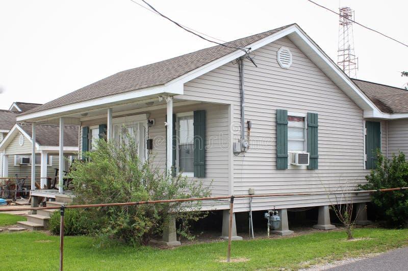 Дом Луизианы стоковое изображение