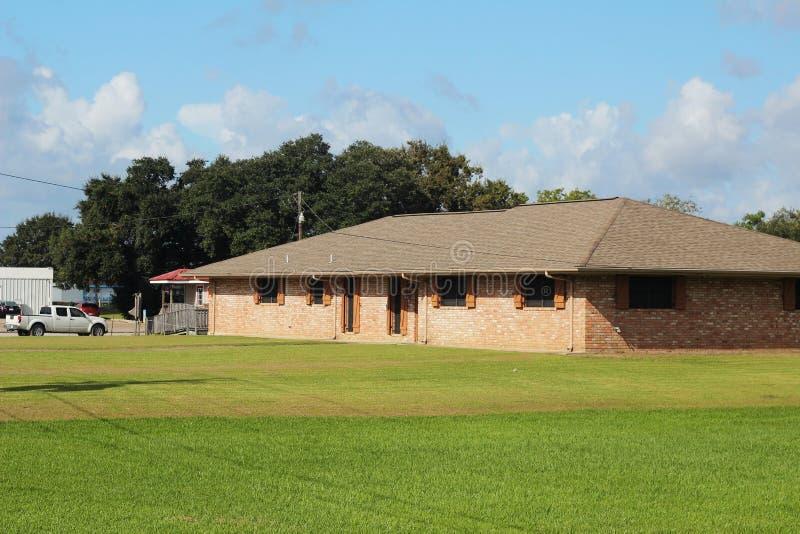 Дом Луизианы стоковые изображения rf