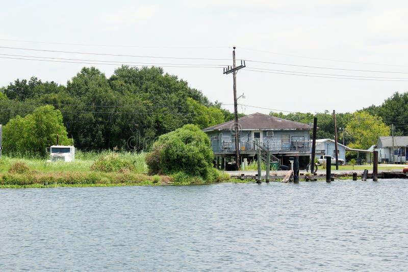 Дом Луизианы стоковое фото
