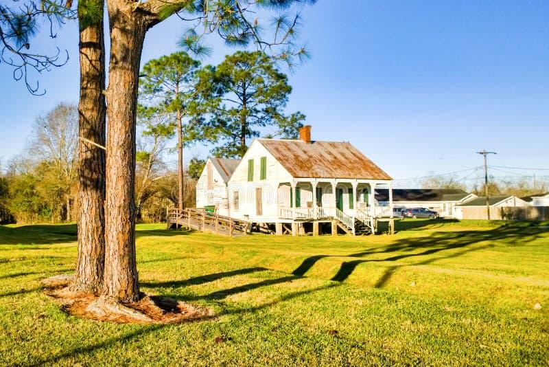 Дом Луизианы стоковое фото rf