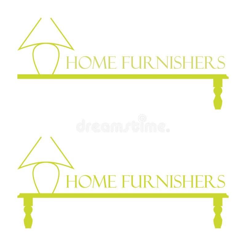 дом мебели элемента бесплатная иллюстрация