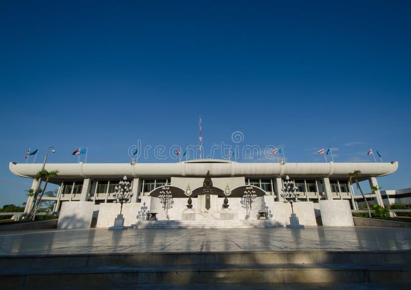 Дом парламента Таиланда стоковая фотография rf