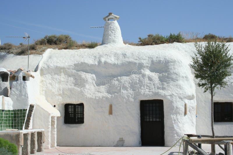 дом подземелья стоковое изображение