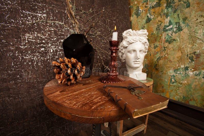 Дом поэта стоковые изображения
