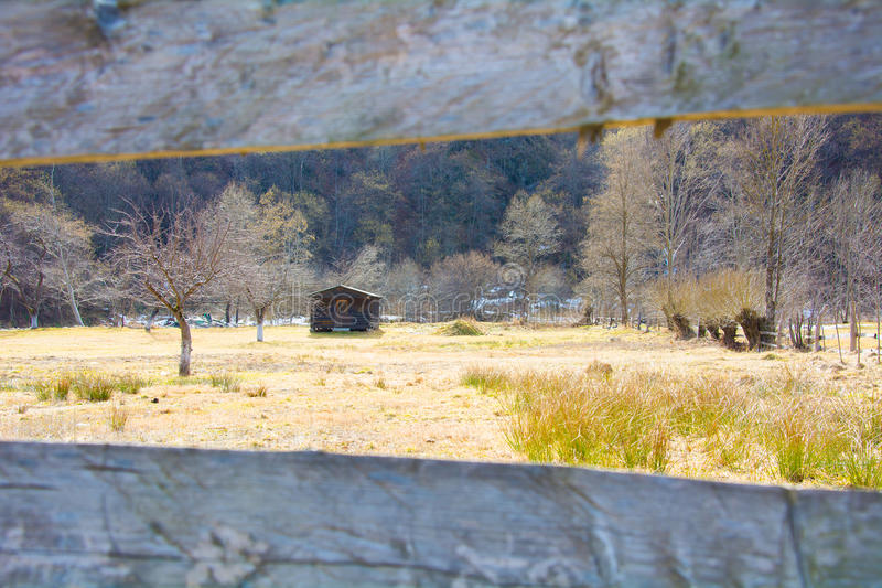 Дом природы стоковое фото