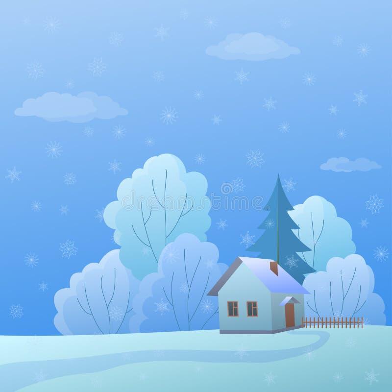 дом пущи бесплатная иллюстрация