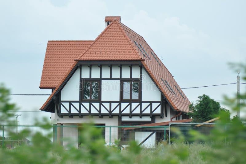 дом самомоднейшая стоковое изображение